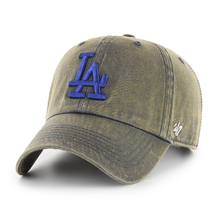 Dodgers Cement '47 CLEAN UP Vintage Navy