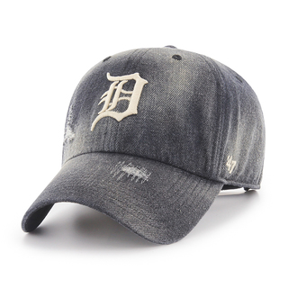 Tigers Loughlin '47 CLEAN UP Black