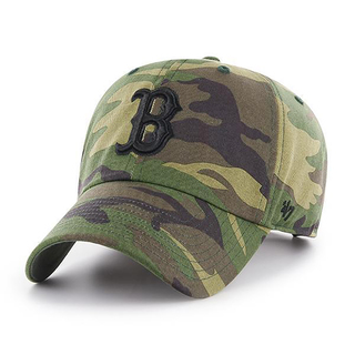 Red Sox Camo Unwashed '47 CLEAN UP Camo