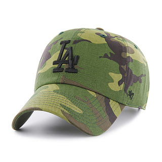 Dodgers Camo Unwashed '47 CLEAN UP Camo