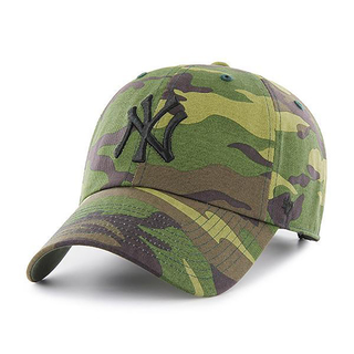 Yankees Camo Unwashed '47 CLEAN UP Camo