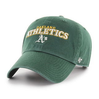 Athletics Yakker '47 CLEAN UP Dark Green