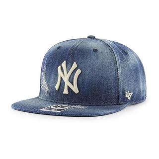 Yankees Loughlin '47 CAPTAIN Navy