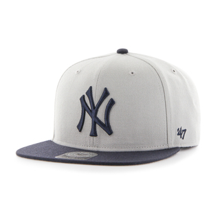 Yankees Sure Shot Two Tone '47 CAPTAIN Gray×Navy