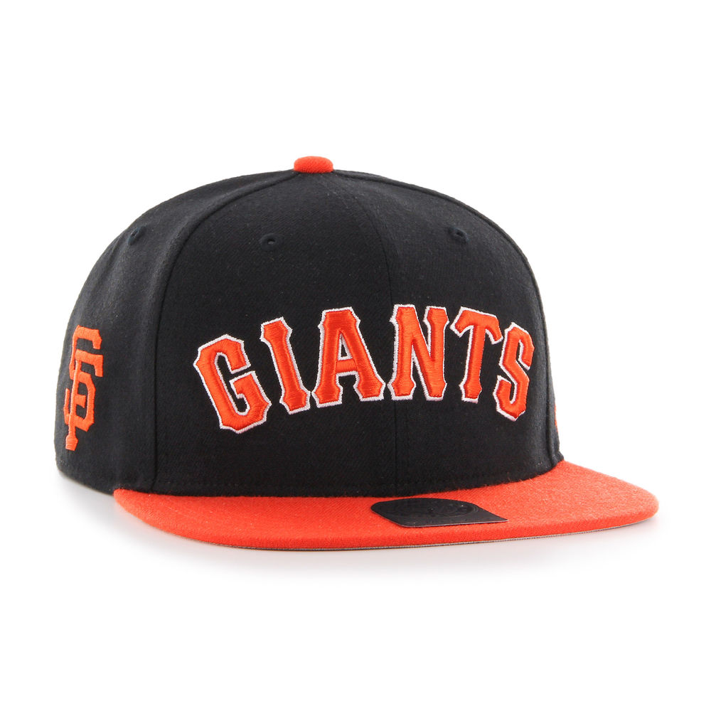 Giants Script Side Two Tone '47 CAPTAIN