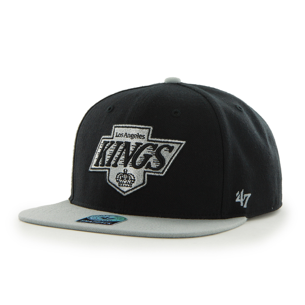 NHL Los Angels Kings Sure Shot Two Tone '47 CAPTAIN