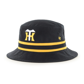 Tigers '47 STRIPED BUCKET BRIGHT Black&Yellow