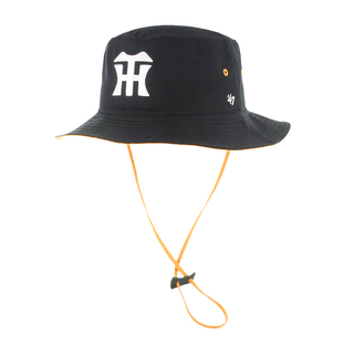 Tigers '47 Kirby BUCKET Black