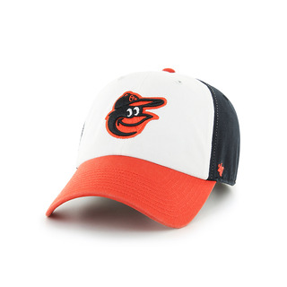Orioles Home '47 CLEAN UP Black