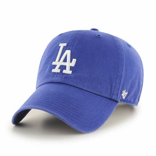 Dodgers BIB '47 CLEAN UP Royal