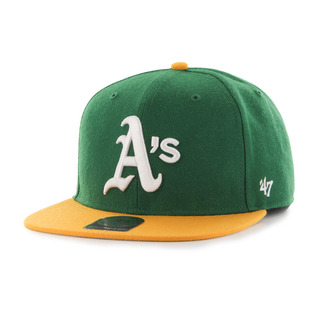 Athletics BIB Sure Shot Two Tone '47 CAPTAIN Kelly×Gold
