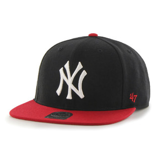 Yankees Sure Shot Two Tone '47 CAPTAIN Black×Red