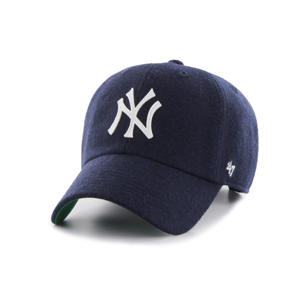 Yankees Droper '47 CLEAN UP Navy