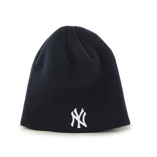 Yankees '47 Beanie Knit Navy