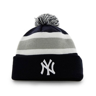 Yankees '47 Breakaway Cuff Knit Navy