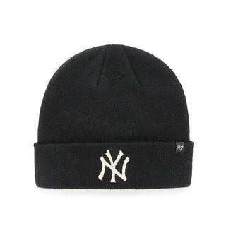 Yankees '47 Fungo Cuff Knit Black