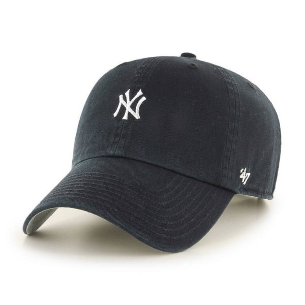 Yankees Base Runner '47 CLEAN UP Black