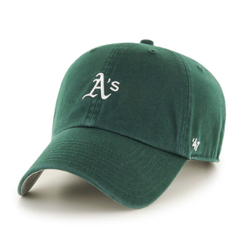 Athletics Base Runner '47 CLEAN UP Dark Green