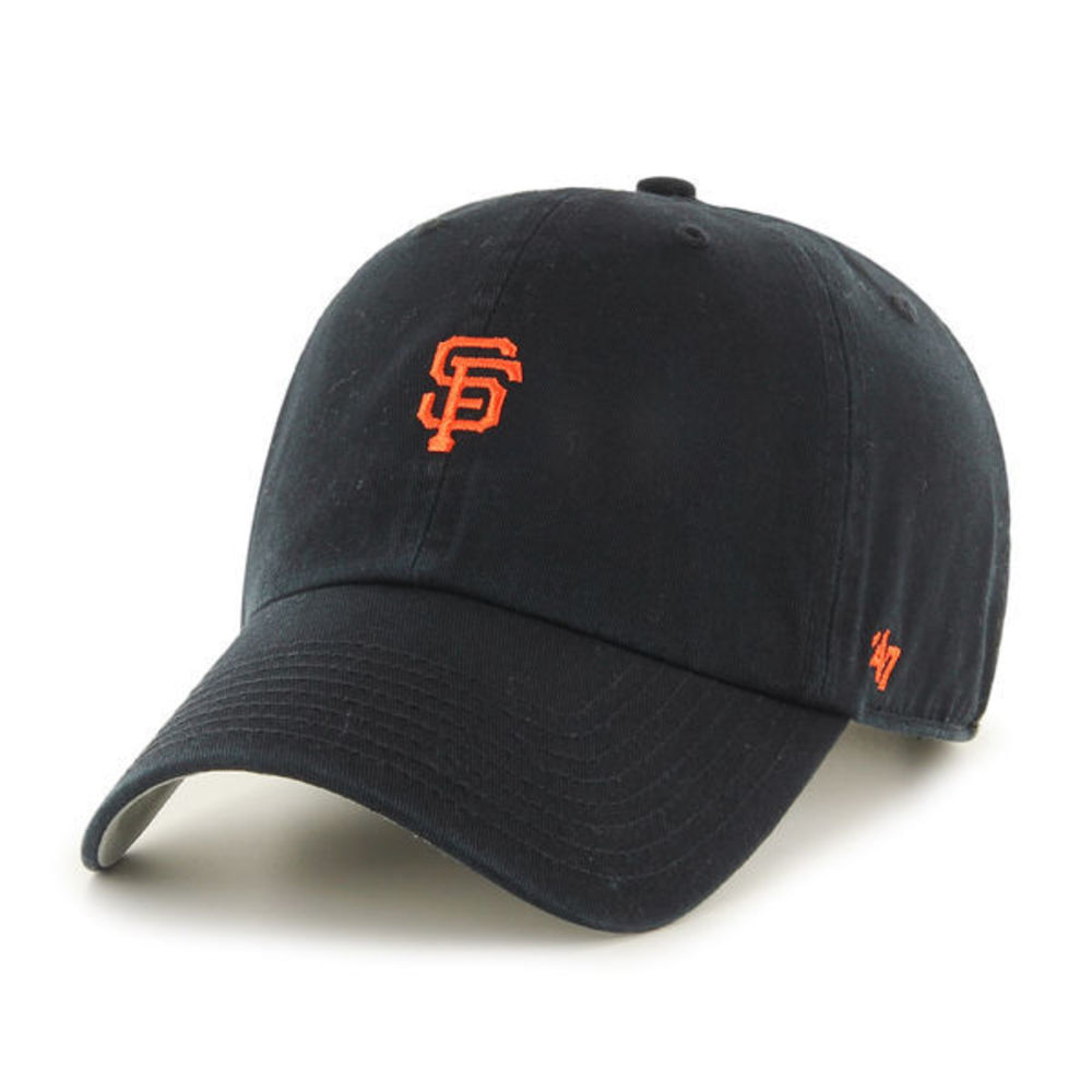 Giants Base Runner '47 CLEAN UP Black