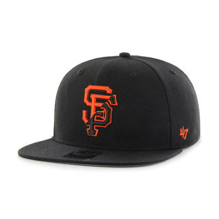 Giants Diagonal  '47 CAPTAIN Black