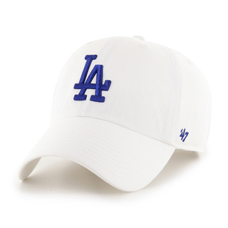 Dodgers '47 CLEAN UP White