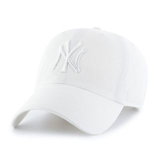 Yankees White '47 CLEAN UP