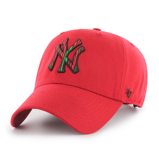 Yankees Peoples Movement '47 CLEAN UP Red