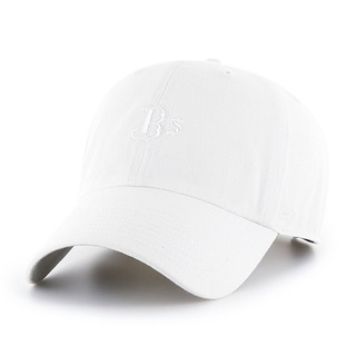 Buffaloes Base Runner '47 CLEAN UP White